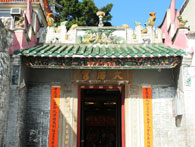 Tin Hau Temple, Peng Chau